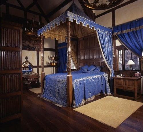 Ravenclaw Girls Dormitory Medieval Hogwarts Roleplay