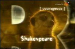 Shakespeare corageus