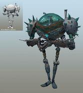 Robot 01 Courtney