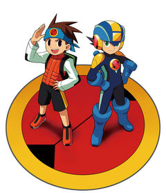 MegaMan.exe and Lan