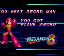 Flame Sword
