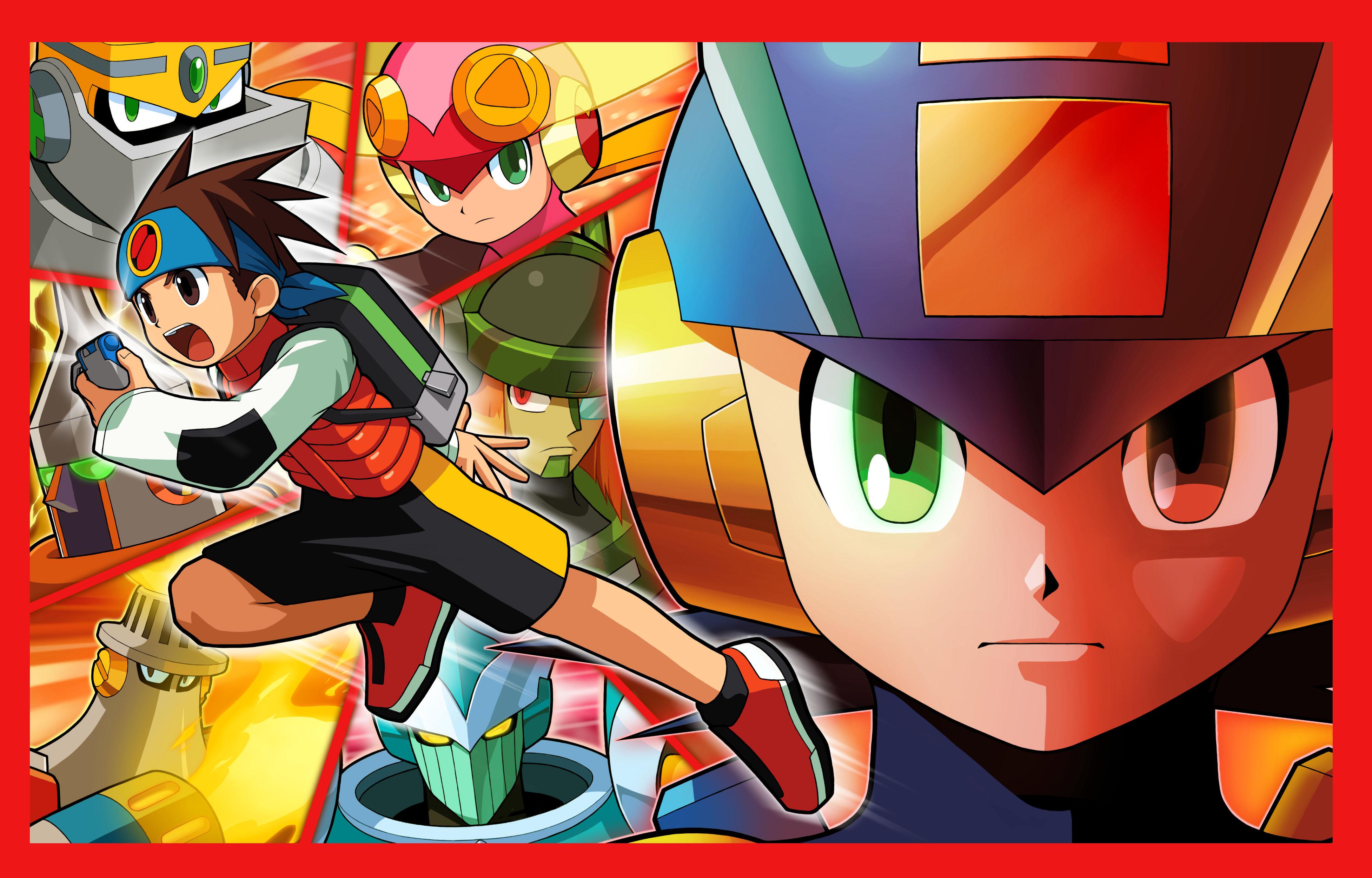 Mega Man Network -