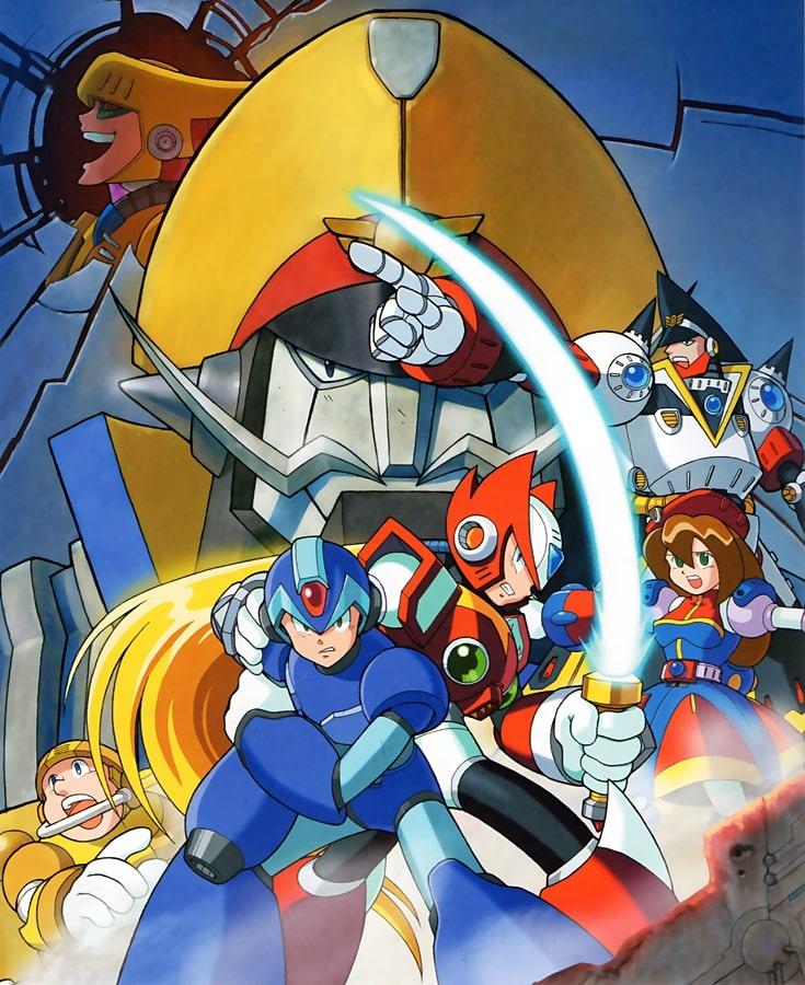 Zero Megaman X4 Mega Man X4 Script (Ze...