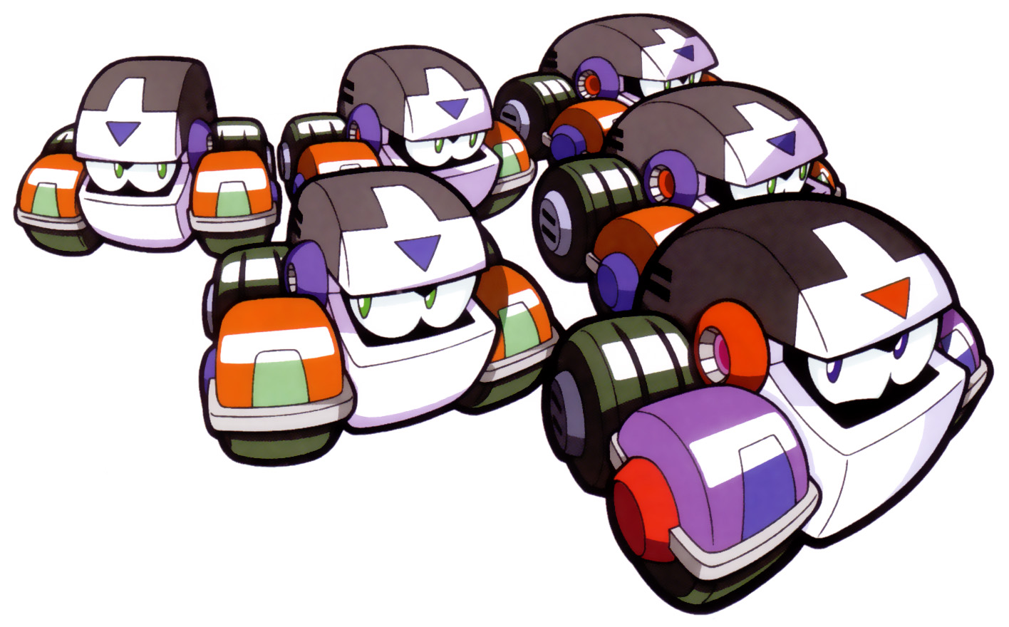 Roader mmkb fandom powered by wikia - Megaman wikia ...