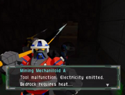 Mining Mechaniloid A