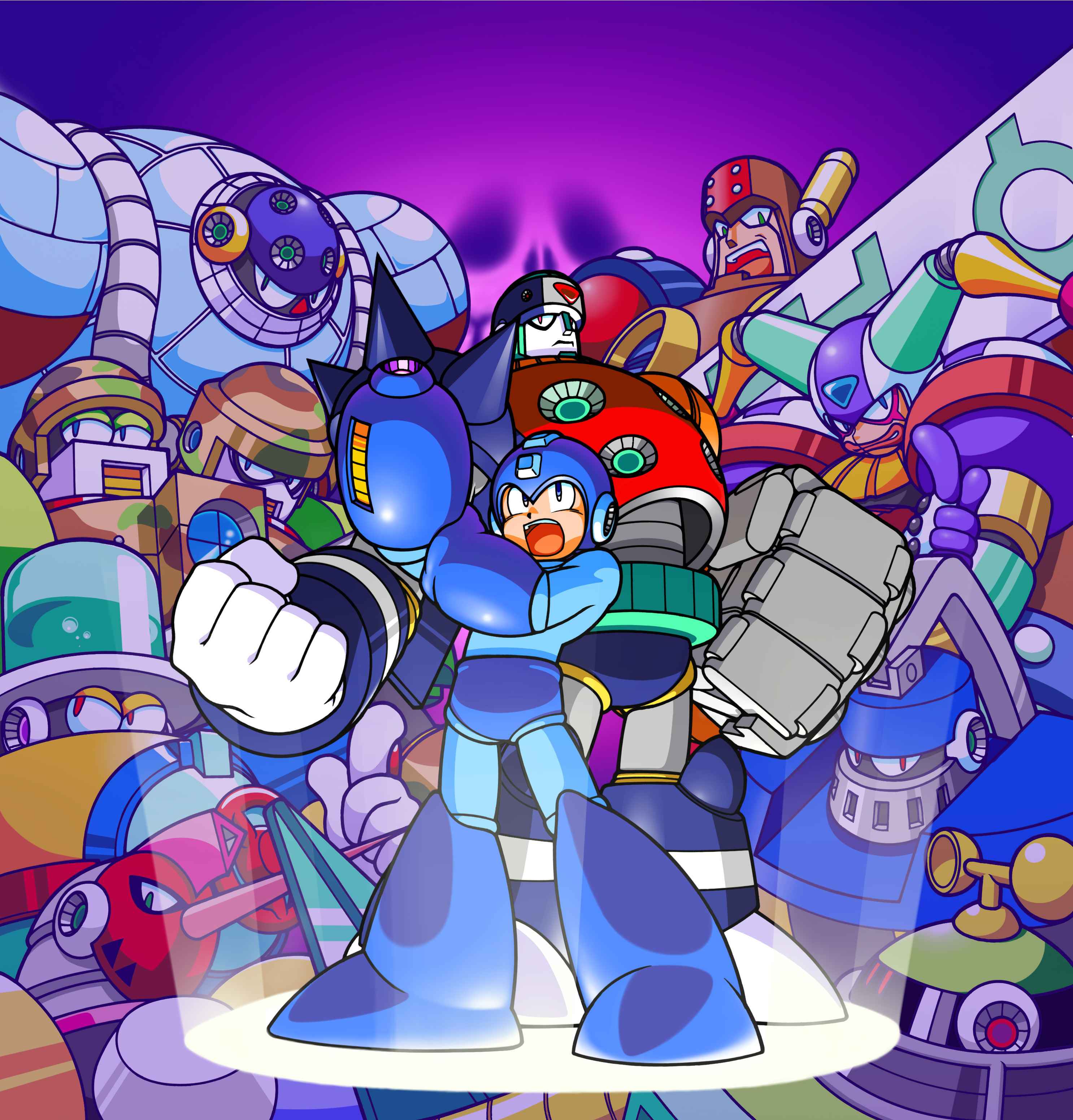 Mega man 8 mmkb fandom powered by wikia - Megaman wikia ...