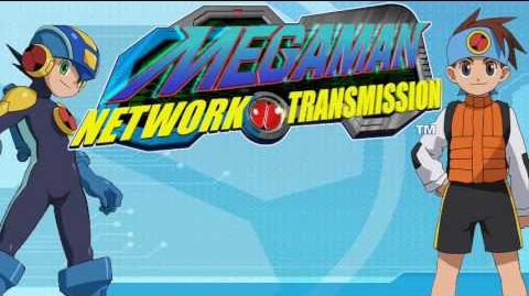 Mega Man Network Transmission OST - T01-B Rockman no Thema ~Kaze Wo Tsukinukete~ (TV Size)