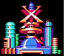 Mr. X's Castle