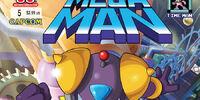 Time Man/Archie Comics