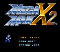 MMX2TitleScreen