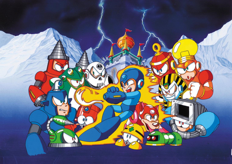 Mega man 4 mmkb fandom powered by wikia - Megaman wikia ...
