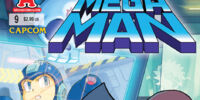 Mega Man Issue 9 (Archie Comics)