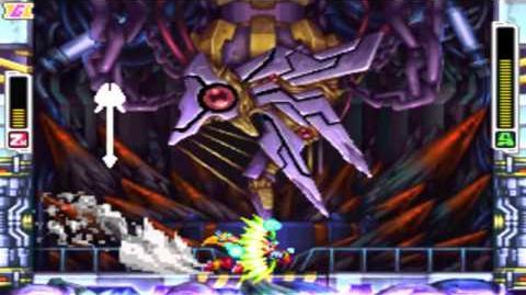 MegaMan ZX Hard Mode-Pandora