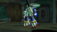 CM Ultimate Armor Win Pose