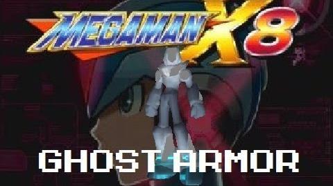 """Megaman X8 - """"Ghost"""" Armor Glitch"""