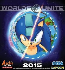 Sonic & Mega Man Worlds Unite