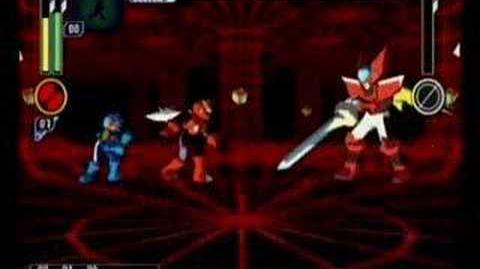Megaman Network Transmission Zero