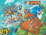 Sonic The Hedgehog -275 (variant 3)