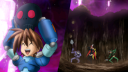 Mega Man Volnutt4j