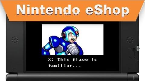 Nintendo eShop - Mega Man Xtreme for the Nintendo 3DS Virtual Console