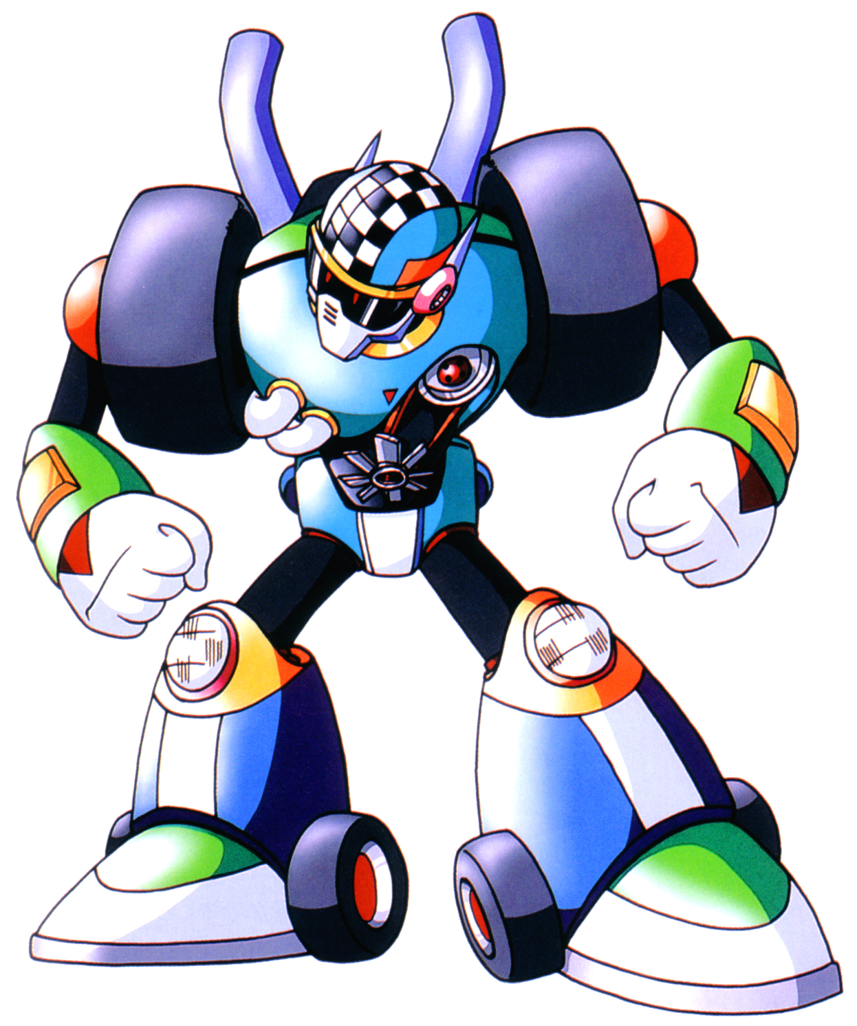 Mega man robot master sorter voltagebd Images