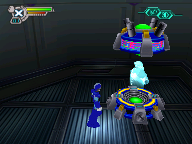 Download Megaman X Corrupted Pc