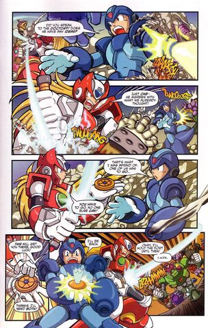 File:Mega Man X Comic scan.jpg