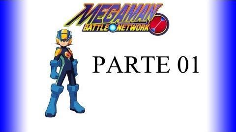 Megaman Battle Network - part 1 The Lost Program-1