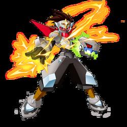 Ninja Zerker