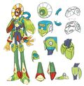 MegaManX8-OpticSunflower-ConceptArt.jpg