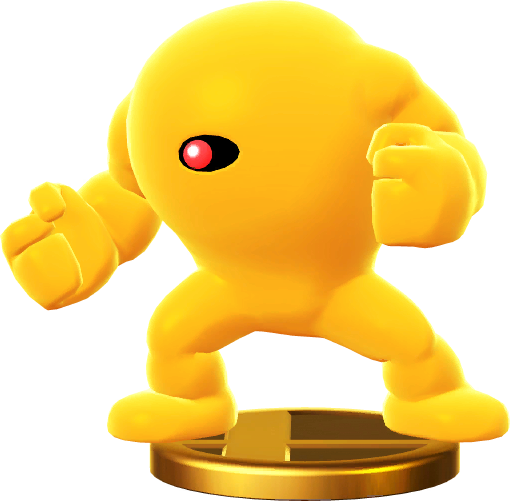 File:YellowDevilTrophyWiiU.png