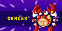 Cancer (Rockman Strategy)