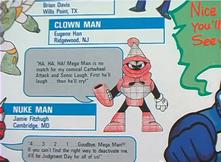 Clown Man by Eugene Han