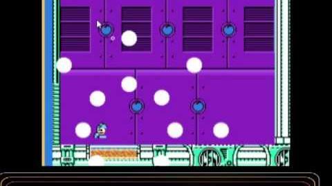 Boss Battle Diveman Megaman 4 Codebreak1337