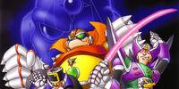Mega Man X2 Script