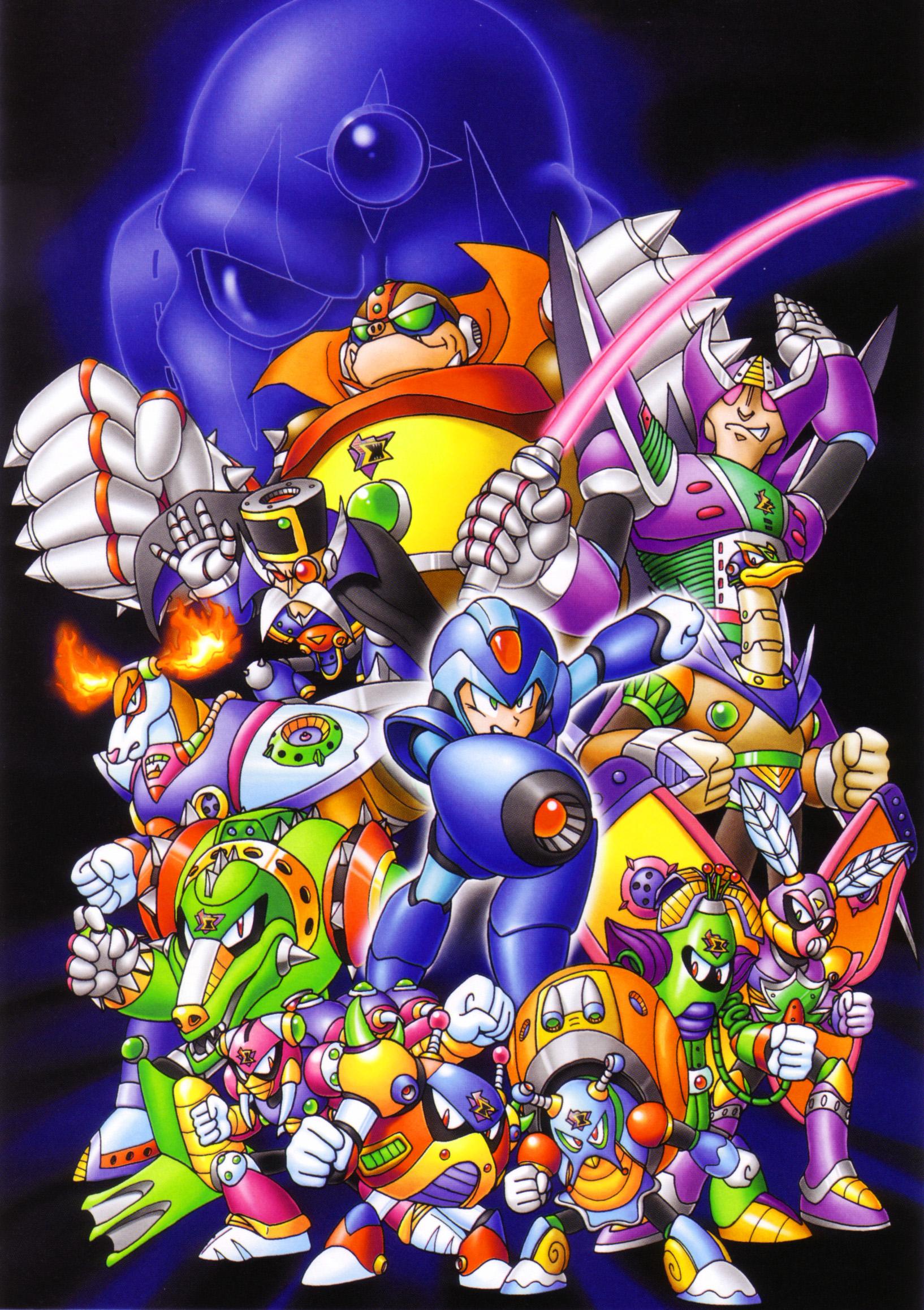 Mega Man Retrospective - Blue Bomber Across the Ages   NeoGAF