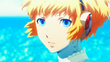 Aigis appear in Yakushima in P3M