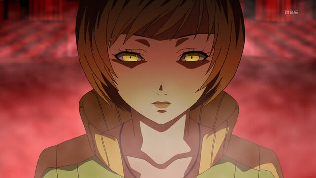 File:Shadow Chie appears in Persona 4 the animation.jpg
