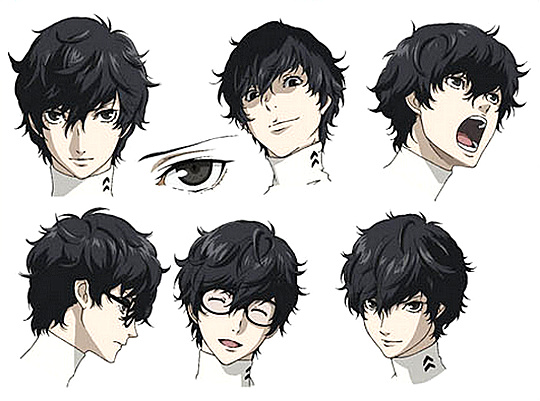 File:P5 cinematic expressions of the Protagonist.jpg