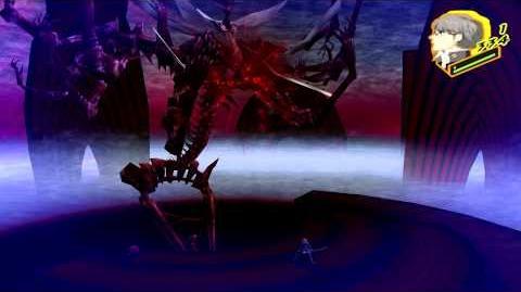 Persona 4 FINAL Boss Izanami-no-Okami Expert