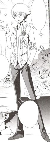 File:Teddie human form in P4 manga.jpg