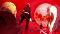P4AU (P3 Mode, Ken along with Koromaru fights their Shadow counterparts).jpg
