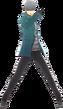 P4D Yu Narukami Midwinter Outfit change free DLC