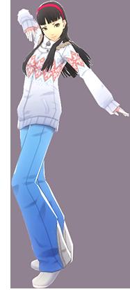 File:P4D Yukiko Amagi snow suit outfit change.PNG