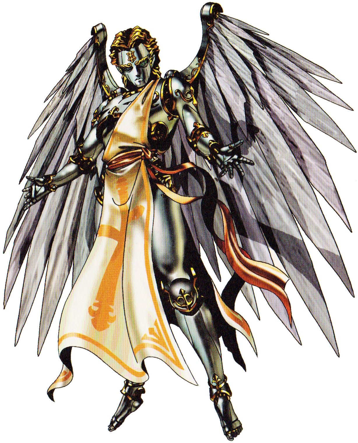 Metatron Megami Tensei Wiki Fandom Powered By Wikia