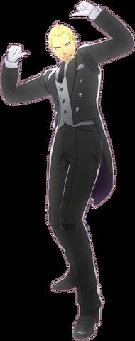 File:P4D Kanji Tatsumi butler outfit change.PNG