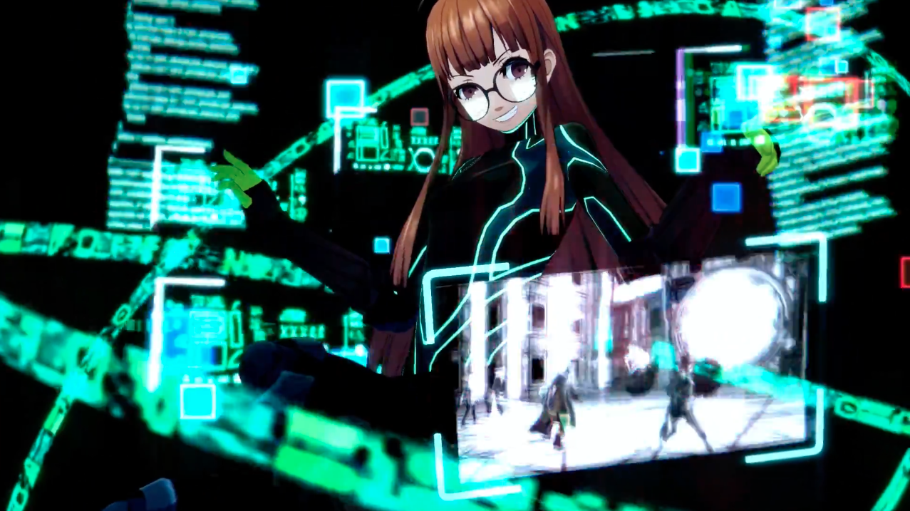 Futaba in Necronomicon