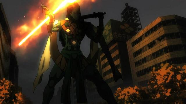 File:Shiva appears in Devil Survivor 2 The Animation.jpg