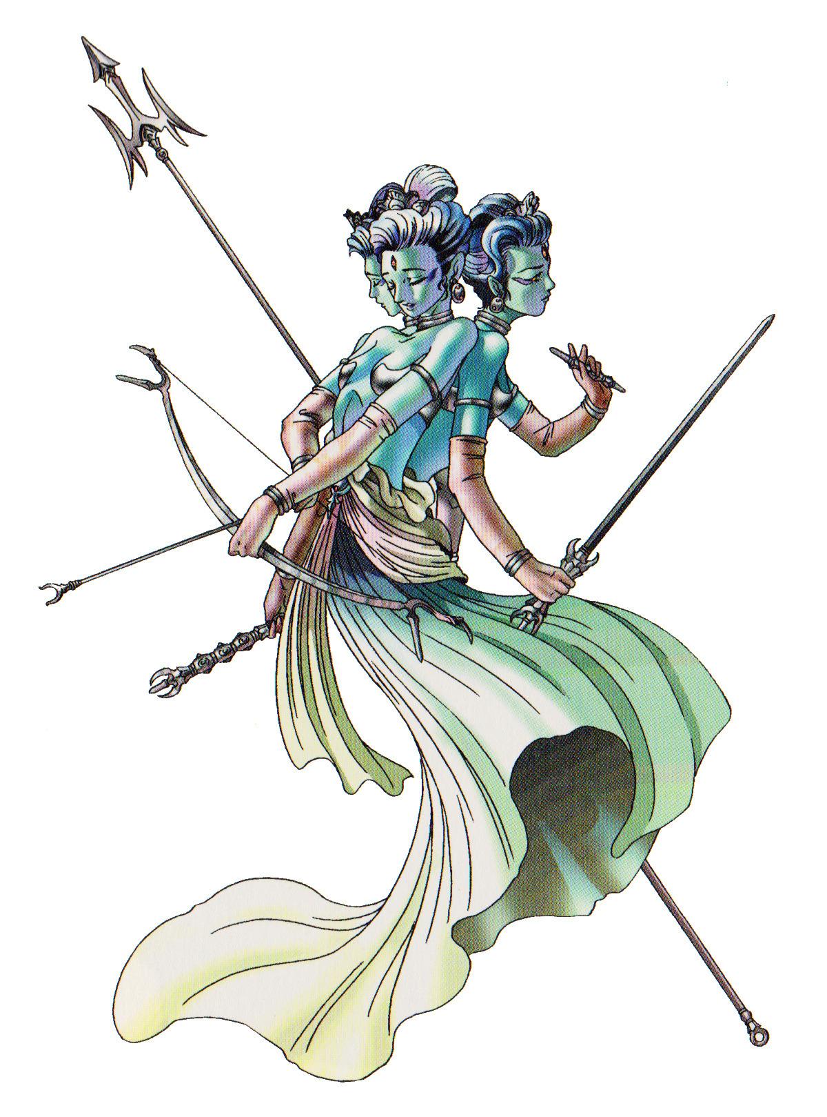 Marici megami tensei wiki fandom powered by wikia for Artemis study