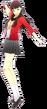 P4D Yukiko Amagi summer school uniform change